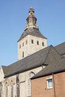 Church St. Ursula, Cologne, Germany