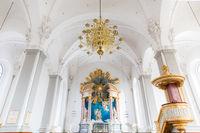 Cepenhagen church of our saviour