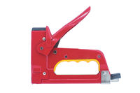 isolated staple gun tool or trigger tacker