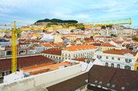 Lisbon Old Twon renovation, Portugal