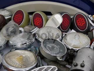 Scheinwerfer und Rückleuchten für VW Oldtimer