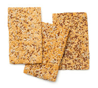 Crisp Bread with Linseed, Sesame and Sunflower Seed