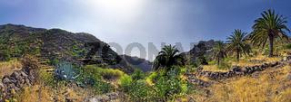 Imada auf La Gomera