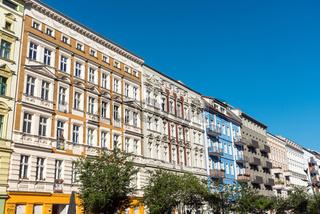 Renovierte Altbauten in Berlin