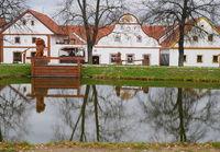 UNESCO Welterbe Dorf Holasovice,Tschechien