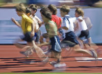 600m-Lauf Jungen