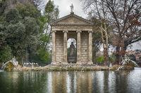 Aeskulap-Tempel Rom