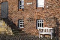 Eingang Schepersche Mühle