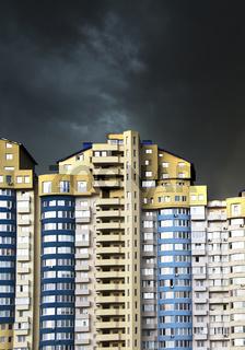 Urban storm