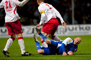 FC Carl Zeiss Jena - FC Rot Weiß Erfurt