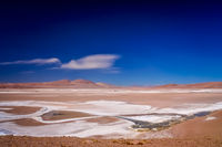 Salar near the Moon Valley