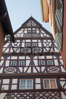 Fachwerkhaus in Oehringen