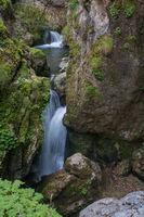 Waterfall Rocks Nature
