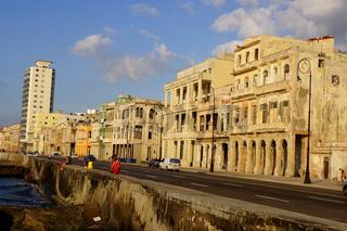 Malecon,Havanna,Kuba