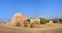 Rethymno Fortezza fortress chapel