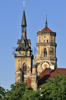 Stiftskirche collegiate church Stuttgart