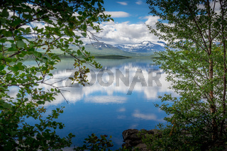 Landschaft in Jotunheimen-66