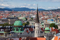 Vienna Capital City of Austria Cityscape