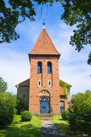 Kapelle in Wehningen, Amt Neuhaus, Niedersachsen, Deutschland