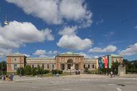 National Art Gallery in Copenhagen, Denmark