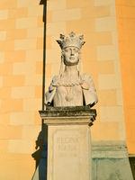 Alba Iulia statue