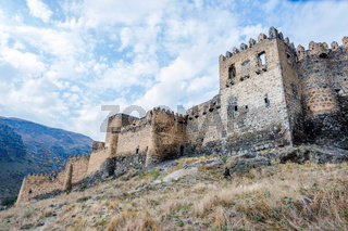 Khertvisi fortress, Georgia