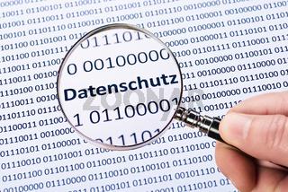 Datenschutz im Fokus