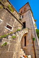 Ethno village od Skrip architecture view