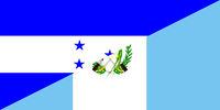 honduras guatemala flag