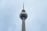 tv tower Berlin, Germany -  television tower,