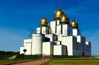 Great Church in Lviv, Ukraine
