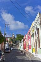 Olinda, Brazil, street view