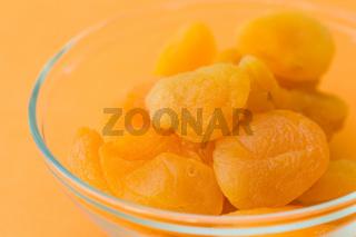 Getrocknete Aprikosen - Dried apricots