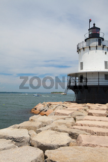 Portland Breakwater Lighthouse (Bug Light) is a small lighthouse at the south Portland Bay