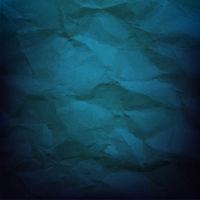 Crumpled Dark Blue Paper