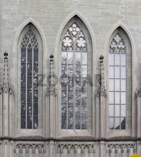 Fenster am Konstanzer Münster