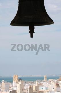 Die Glocke von Cadiz. Andalusien