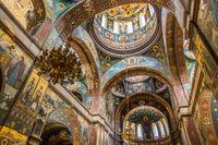 New Athos Monastery. Abkhazia