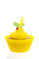 Dutch Sinterklaas cupcake