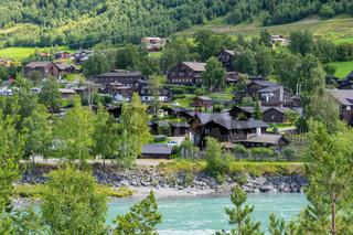 Lom in Norwegen