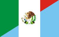mexico guatemala flag