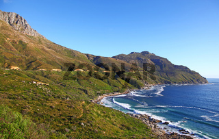 Küste nahe Kapstadt, Südafrika, the coastline near Cape Town, South Africa
