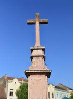 Vrsac town cross