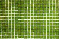 Hellgrüne Mosaikfliesen