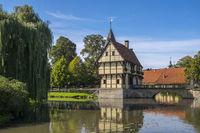 Vorburg Schloss Burgsteinfurt