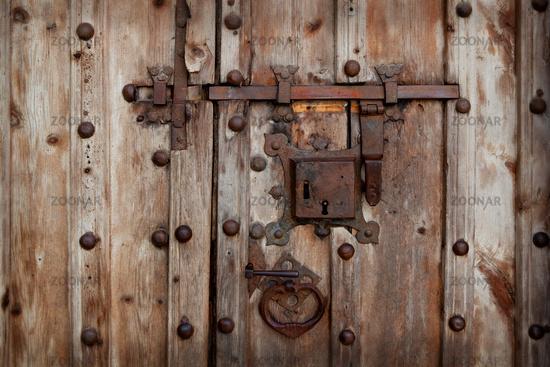 Alte Holztüren foto alte holztür bild 2150613