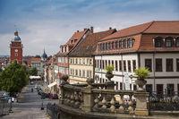 Hauptmarkt mit Rathaus,  Gotha