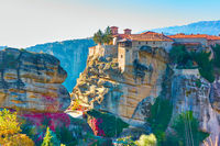 Varlaam monastery in Meteora