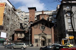 Bukarest, Biserica Italiana, Italienische Kirche