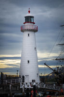 Darling Harbour lighthouse, Sydney, Australia